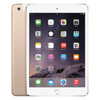 Планшет Apple iPad mini 3 64Gb Wi-Fi + Cellular Gold