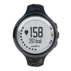 Suunto M5 Black/Silver & Movestick mini pack