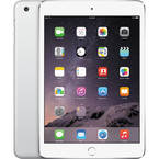 Apple iPad mini 3 64Gb Wi-Fi Silver