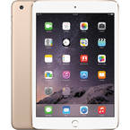Apple iPad mini 3 16Gb Wi-Fi Gold