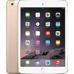 Apple iPad mini 3 128Gb Wi-Fi Gold